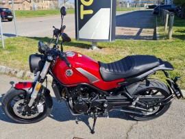 BENELLI LEONCINO 500 Top Motor