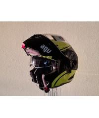 Occasione casco AGV Compact ST Course giallo e nero