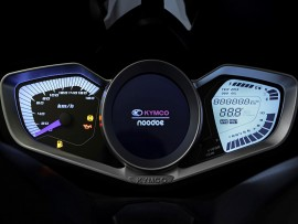 KYMCO XCITING 400i S TCS E5