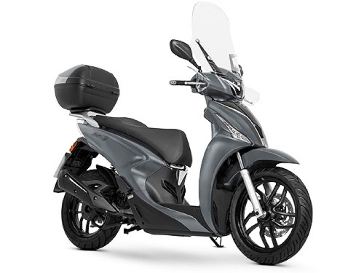 Scooter PEOPLE S 50