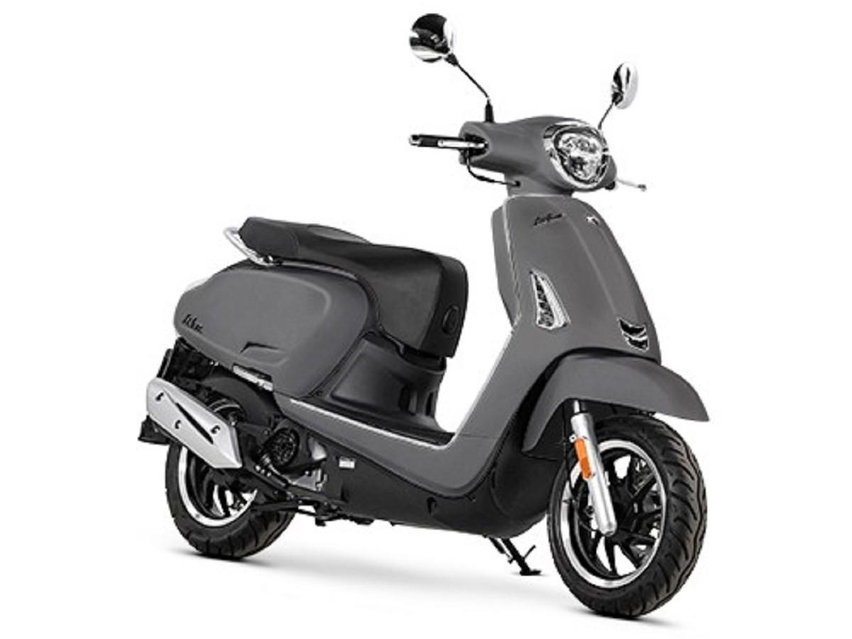 Scooter LIKE 50
