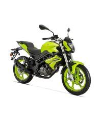 BN125 flash green e nero