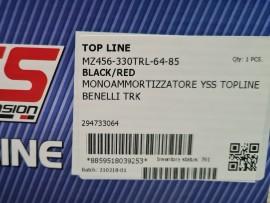 BENELLI TRK 502 MONOAMMORTIZZATORE YSS TOPLINE